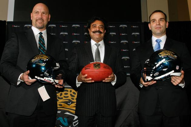 Jaguars 2013 Salary Situation: Breaking Down Jacksonville's Current Cap Status