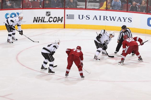 Los Angeles Kings @ Phoenix Coyotes Preview