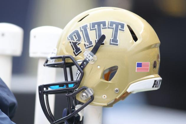 Pitt Offensive Line Looks Different Heading into 2013
