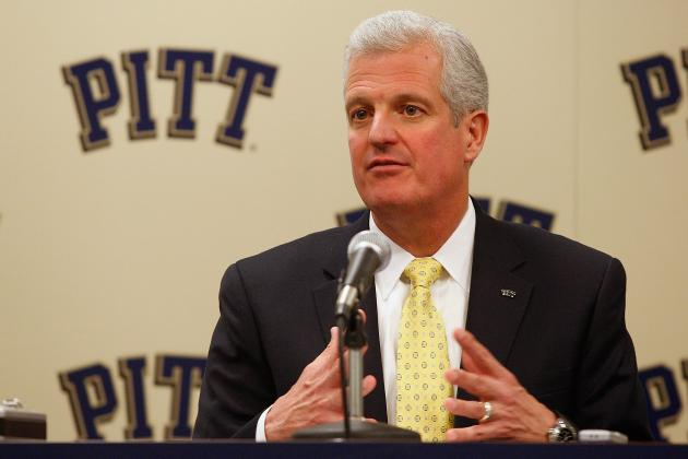 Pitt AD Pederson Gets a Bad Rap