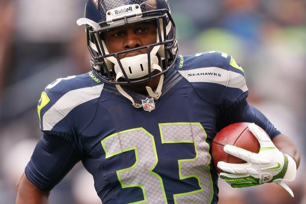 Seahawks Release RB Leon Washington