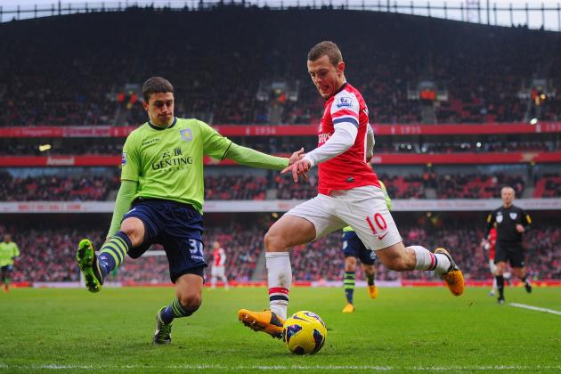 Arsenal: Does Jack Wilshere's Latest Injury Spell Doom for Arsenal's Season?