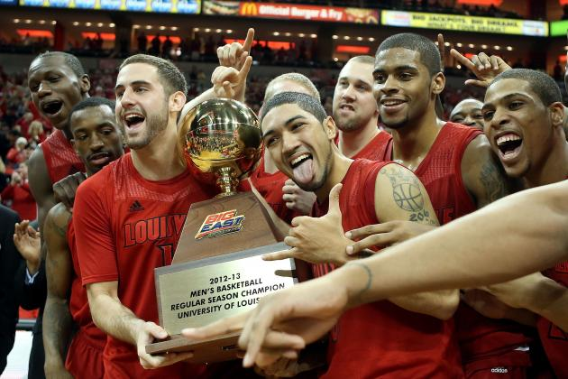 2013 Big East Tournament Predictions: Louisville the Favorite
