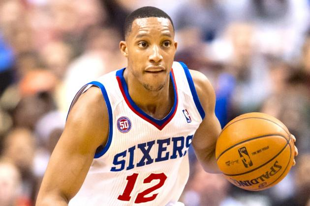 Is Evan Turner a Philadelphia 76ers' Building Block or Sell-High Trade Bait?