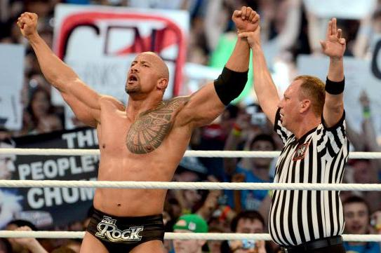 WWE WrestleMania 29: The Rock Must Improve His Cardio for the Main Event