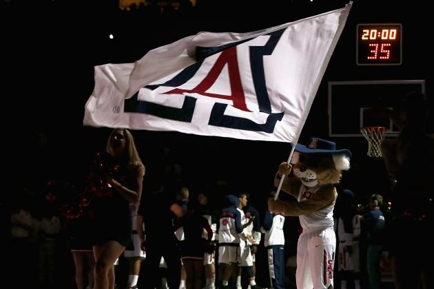 2013 Pac-12 Tournament Predictions: Arizona the Team to Beat