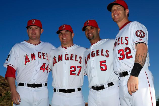 Computer Simulation Has the Angels Winning World Series the Most Often