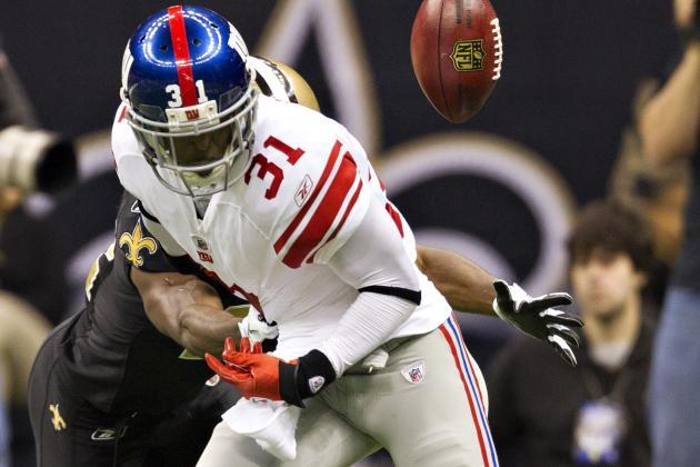Report: Giants Bring Back CB Aaron Ross