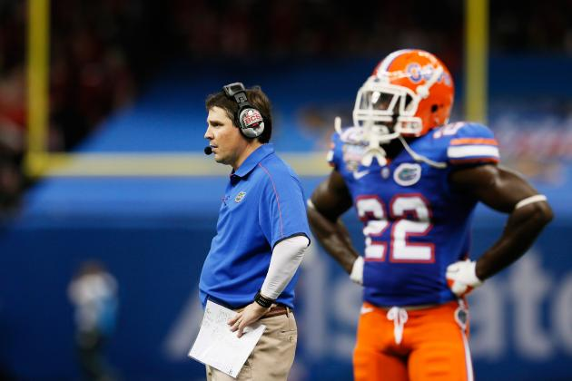 Gators Gear Up for Spring Football Practice