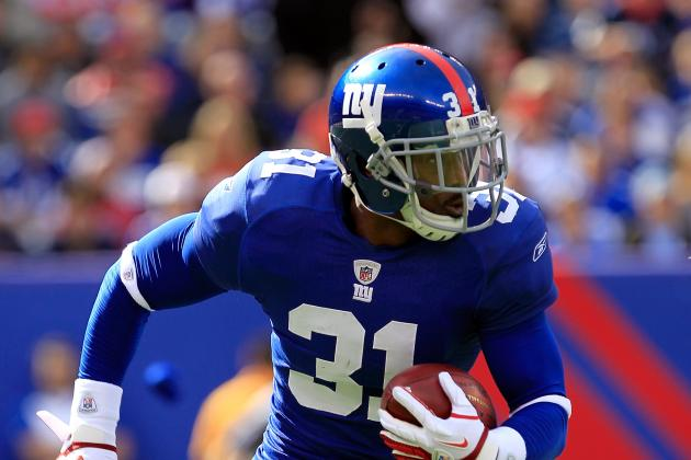 Report: New York Giants Bring Back Former CB Aaron Ross on 1-Year Deal