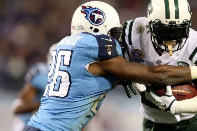 Report: Titans Plan to Release Jordan Babineaux