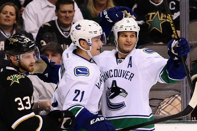 Bieksa Could Bring Some Badly Needed Identity to a Listless Canucks Team