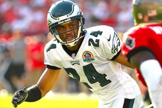 Nnamdi Asomugha Released by Philadelphia Eagles