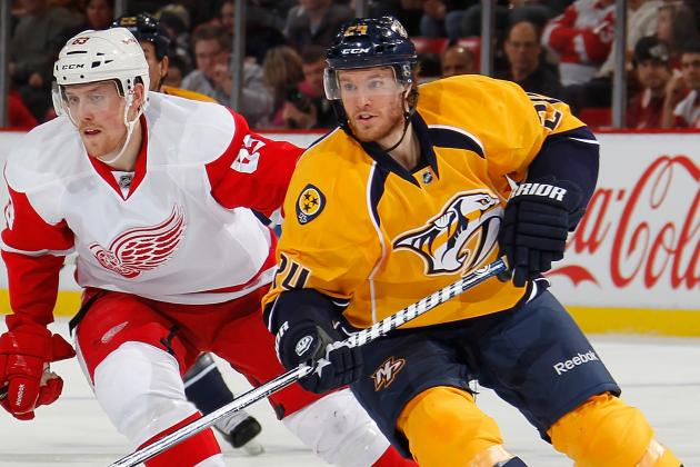 Nashville Predators Expected to Put Matt Halischuk Back on Ice Tonight