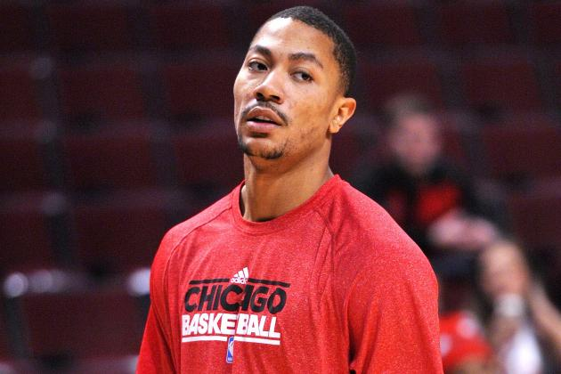 Derrick Rose Speaks Out on Rehab and Possible Return This Season