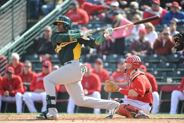 A's Yoenis Cespedes Back After Harrowing Family Ordeal