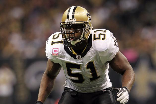 DE Will Smith, LB Jonathan Vilma Restructure Contracts to Remain with Saints