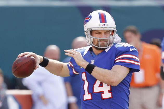 Bills Cut Ryan Fitzpatrick