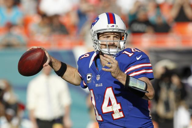 Buffalo Bills Release Quarterback Ryan Fitzpatrick