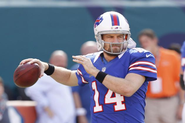 What Release of Ryan Fitzpatrick Means for Buffalo Bills 2013 Offseason Strategy