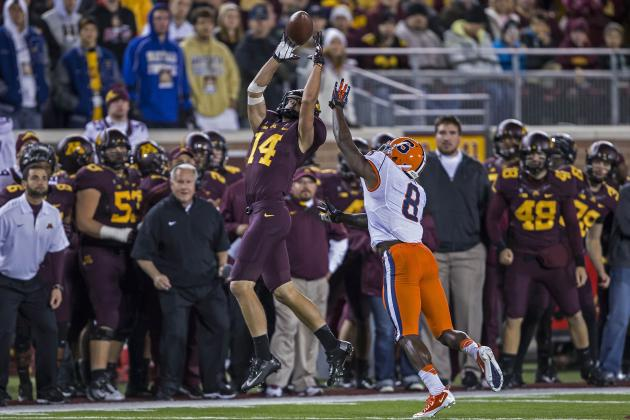 Gophers Player Capsule: WR Isaac Fruechte