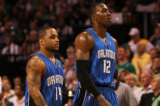 Jameer Nelson Not Looking for Apology from Dwight Howard