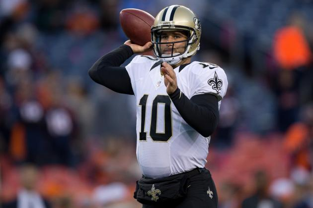 Chiefs Sign QB Chase Daniel to 3-Year Deal