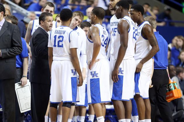 Calipari Says Bench Will Be Best Friend Next Year and 'this Team'