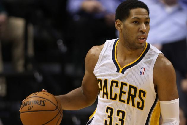 Danny Granger to Miss at Least Three More Games