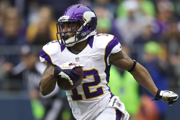 Percy Harvin Is the Missing Link Seattle Needed to Get Past San Francisco
