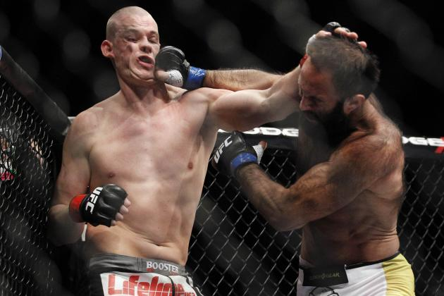 Dr. Johnny Benjamin: 25-Year-Old Heavyweight Stefan Struve Should Retire