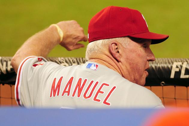 Manuel, Dubee Express Concern with Halladay's Outing