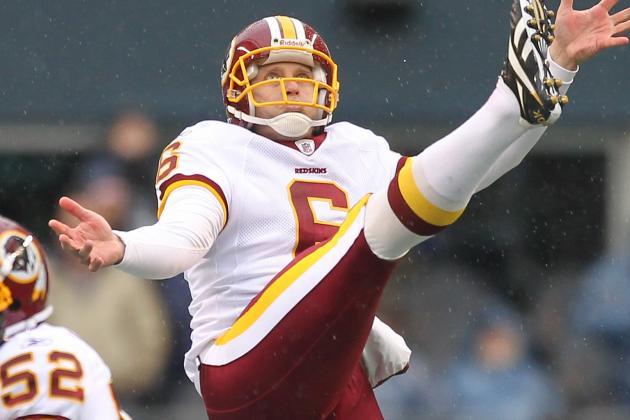 Redskins Bringing Back Punter Sav Rocca