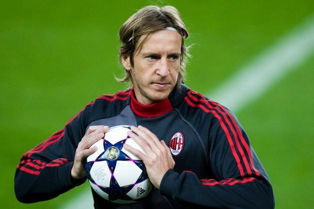 Ambrosini: Milan Weren't Up for It
