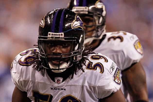 Dannell Ellerbe Reaches Agreement with Dolphins, Leaving Ravens, Source Says