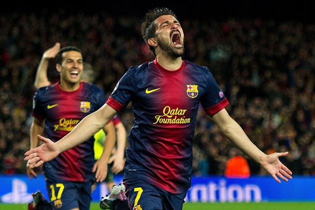 Barcelona vs. AC Milan: Players That Stole the Show in Incredible Barca Comeback