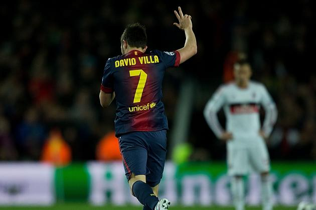 Barcelona 4-0 Milan: Roura Exploits Width, Busquets Creates Turnovers