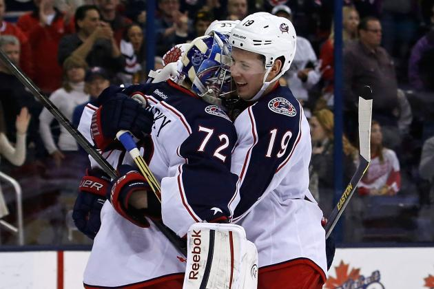 Sergei Bobrovsky Gives Blue Jackets Fans Reason to Believe