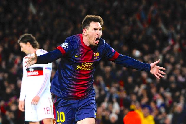 Barcelona, Lionel Messi Rip AC Milan to Complete Memorable Comeback