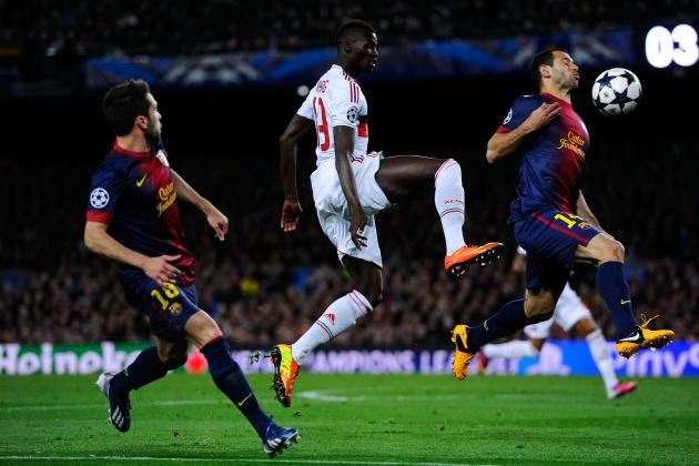 Barcelona 4-0 Milan: Why Rossoneri Were Inches Away from Advancing