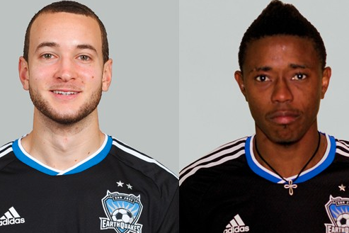 Signings: Tommy, Mitchell Join San Jose Roster
