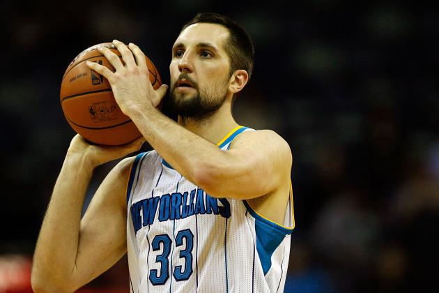 Ryan Anderson out Tonight with Illness