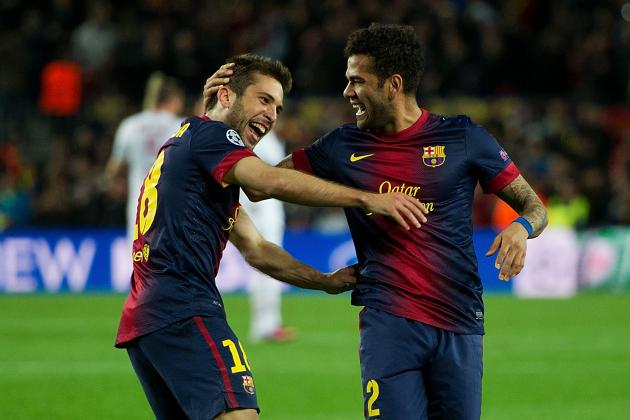 Barcelona vs. AC Milan: Impressive Comeback Re-Establishes Barca as Favorites