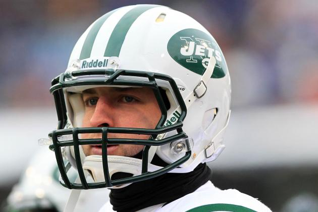 Tim Tebow: Don't Expect Jets to Keep Polarizing QB