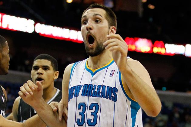 Ryan Anderson out Tonight with Flu-Like Symptoms