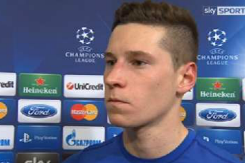 Champions League: Schalkes Julian Draxler Blames Luck Against Galatasaray