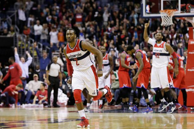 Is Washington Wizards' John Wall a Top-Shelf Point Guard Yet?
