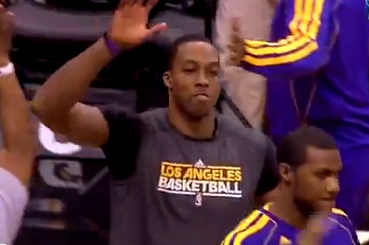 Dwight Howard Introduced and Booed in Orlando (VIDEO)