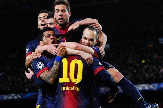 Barcelona 4-0 Milan: Messi and Co. at Their Brilliant Best in Unforgettable Game