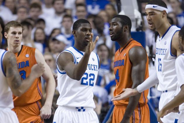 Kentucky Basketball: Why Alex Poythress Is the 'Cats Key to Postseason Success